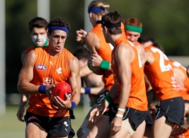 AFL 2020 Training - Blues on the Sunshine Coast