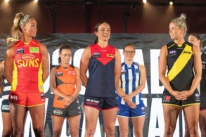 AFLW 2020 Media - Season Launch