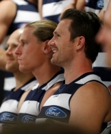 AFL 2020 Media - Geelong Team Photo Day