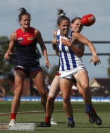 AFLW 2020 Round 01 - Melbourne v North Melbourne