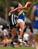 AFLW 2020 Round 01 - Collingwood v West Coast