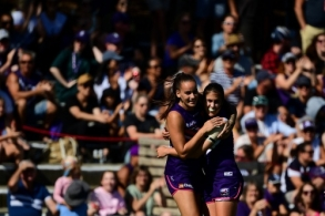 AFLW 2020 Round 01 - Fremantle v Geelong