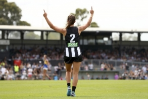 Photographers Choice - AFLW 2020 Rd 01