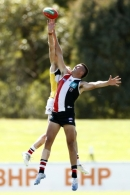 AFL 2020 Training - St Kilda Intra-Club