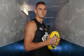 AFL 2020 Portraits - Carlton