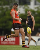 AFL 2020 Training - Hawthorn Intra-Club
