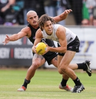 AFL 2020 Training - Port Adelaide Intra-Club