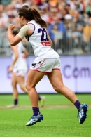 AFLW 2020 Round 02 - West Coast v Fremantle