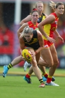 AFLW 2020 Round 02 - Gold Coast v Richmond
