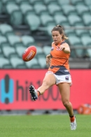 AFLW 2020 Round 02 - North Melbourne v GWS