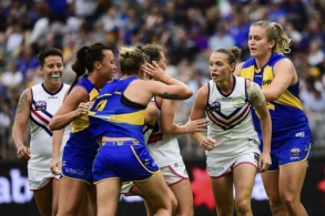 Photographers Choice - AFLW 2020 Rd 02