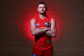 AFL 2020 Portraits - Gold Coast Suns
