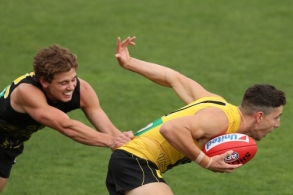 AFL 2020 Training - Richmond Intra-Club