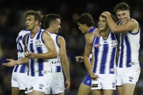 AFL 2020 Marsh Community Series - Western Bulldogs v North Melbourne