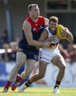 AFL 2020 Marsh Community Series - Melbourne v Adelaide