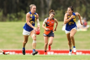AFLW 2020 Round 03 - GWS v West Coast