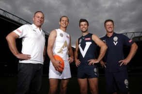 AFL 2020 Media - State of Origin Training and Media Opportunity