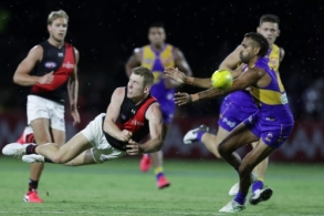 AFL 2020 Marsh Community Series - West Coast v Essendon