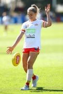 AFLW 2020 Round 04 - North Melbourne v Gold Coast