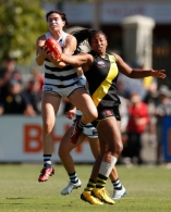 AFLW 2020 Round 04 - Richmond v Geelong