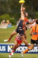 AFL 2020 Marsh Community Series - GWS v Sydney