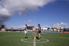 AFL 2020 Marsh Community Series - Fremantle v Carlton