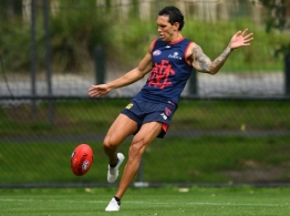 AFL 2020 Training - Melbourne 030320