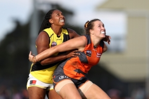 AFLW 2020 Round 05 - GWS v Richmond