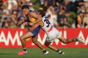 AFL 2020 Marsh Community Series - West Coast v Fremantle