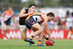 AFL 2020 Marsh Community Series - GWS v Richmond
