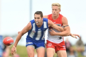 AFL 2020 Marsh Community Series - North Melbourne v Sydney
