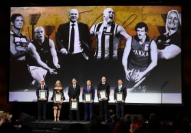AFL 2020 Media - AFL Season Launch