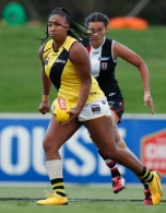 AFLW 2020 Round 06 - St Kilda v Richmond