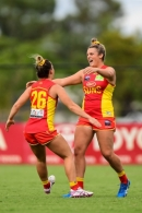 AFLW 2020 Round 06 - West Coast v Gold Coast