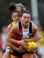 Photographers Choice - AFLW 2020 Rd 06