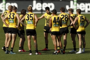 AFL 2020 Training - Richmond 170320
