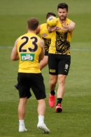 AFL 2020 Training - Richmond 180320