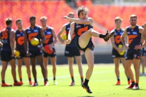 AFL 2020 Training - GWS 180320
