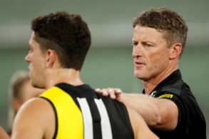 AFL 2020 Round 01 - Richmond v Carlton