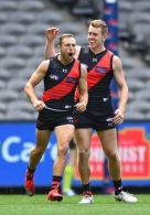 AFL 2020 Round 01 - Essendon v Fremantle