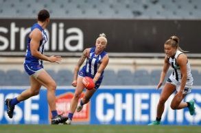 AFLW 2020 Semi Final - North Melbourne v Collingwood
