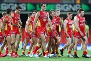 AFL 2020 Round 01 - Gold Coast v Port Adelaide
