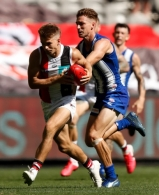 AFL 2020 Round 01 - North Melbourne v St Kilda