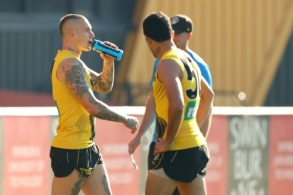 AFL 2020 Training - Richmond 180520