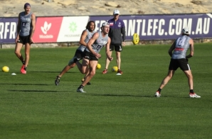 AFL 2020 Training - Fremantle 180520