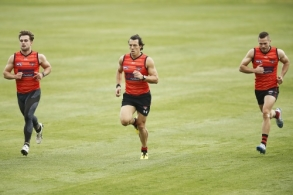 AFL 2020 Training - Essendon 190520