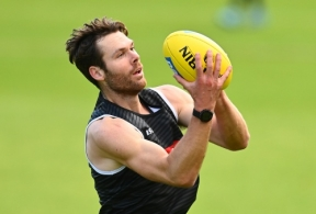 AFL 2020 Training - Collingwood 220520