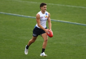 AFL 2020 Training - Western Bulldogs 220520