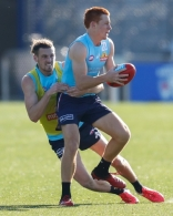 AFL 2020 Training - Western Bulldogs 250520