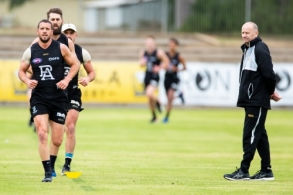 AFL 2020 Training - Port Adelaide 250520
